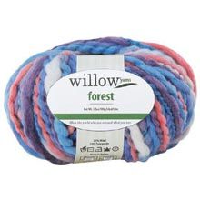 Forest™  Bulky yarn (#5)   comes in several very pretty color ways