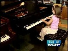 6 Year Old Piano Prodigy - Christian News Cafe