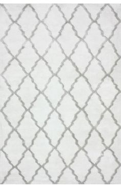 Serendipity 2004 White Rug - rugs usa