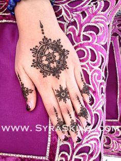 Tiffany & Co. Inspired Henna www.SyraSkins.com