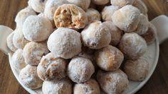 rum-kurabiyesi-efi-badem-tarifi Rum, Food And Drink, Bread, Cake, Brot, Kuchen, Baking, Rome, Breads