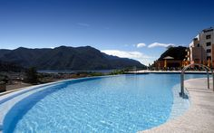 The Wellness Oasis on Lake Lugano Lugano, Villa, Spa, Oasis, Wellness, Outdoor Decor, Home Decor, Nice Asses, Interior Design