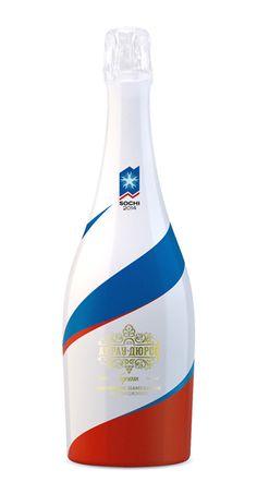 Sochi Russia, bubbly!