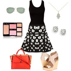 """Summer 2013"" by sarah-brunn on Polyvore"