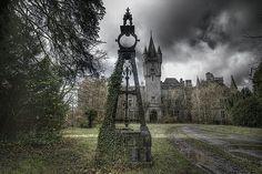 Chateau de Noisy, Celles, Belgium. Photo by Andre Govia.