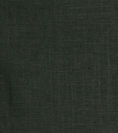 Robert Allen @ Home Upholstery Fabric-Linen Duck Storm