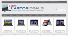 Google PageRank PR1 Popular Tablets, Laptops, Notebooks store - http://www.ExtraLaptopDeals.com . Auto updated with new hardware devices and accessories daily. 100% Automated Amazon Income ! No maintenance required. Enjoy !