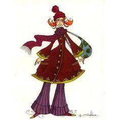 les petites bonnes femmes - Lili Gribouillon