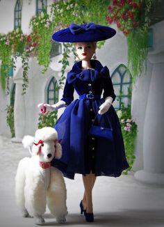 Fashion Dolls, Girl Fashion, Fashion Outfits, Fashion Design, Vintage Barbie, Vintage Dolls, Little Doll, Barbie Collection, Friends Fashion