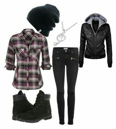 Coal and mabelle outfits for teens, tomboy outfits, emo outfits, grunge . Punk Outfits, Tomboy Outfits, Teen Fashion Outfits, Grunge Outfits, Cute Casual Outfits, Fall Outfits, Emo Fashion, Hipster Outfits, Batman Outfits