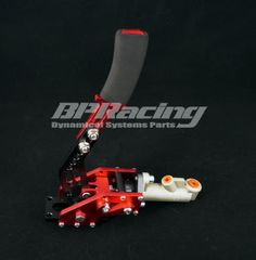 R$ 189,00 - New E-Brake-Drifting-Drift-Hydraulic-Hand-Brake-Handbrake-Leve-Red
