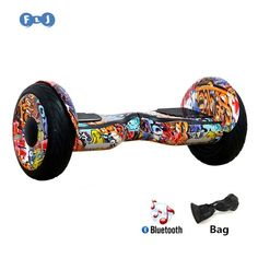 FLJ inch Hoverboard Self Balancing Scooter Samsung Battery Giroskuter Gyroscooter Overboard Gyro Scooter with Bluetooth Key Bluetooth, Happy Birthday, Samsung, Cool Stuff, Mobiles, Computers, Headphones, Xmas, Key