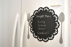 Tea Rose Home: Search results for chalkboard vinyl