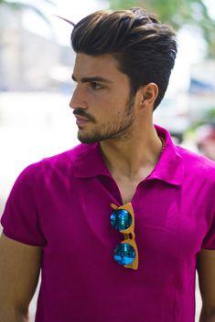 Mario Di Vaio MDV Style #pink #StreetStyle