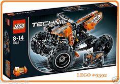 Lego Technic 9392 Quad Bike Race Buggy 2 in 1 New SEALED | eBay...$49.95