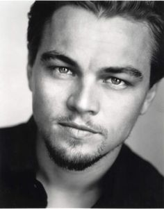 Leonardo Dicaprio...another that ages like a fine wine. *drool*