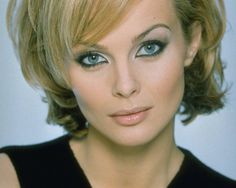 Izabella Scorupco in her mid thirties.
