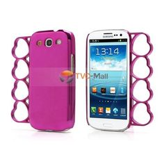 Pinspire - Electroplating The Lord Of Rings Knuckles Case for Samsung Galaxy S3 III I9300