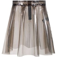 American Retro - Melody Skirt (€125) ❤ liked on Polyvore featuring skirts, mini skirts, bottoms, ifchic, brown pleated mini skirt, brown skirt, short pleated skirt, short brown skirt and short mini skirts