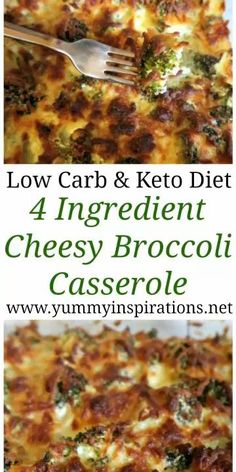 Low Carb Side Dishes, Side Dish Recipes, Receitas Crockpot, Broccoli Bake, Low Carb Chicken And Broccoli, Low Carb Broccoli Salad, Healthy Chicken, Breakfast Desayunos, Dinner Rolls