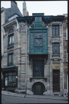 Schaerbeek - Rue André Van Hasselt 32, 34 - DEVALCK Gaspard
