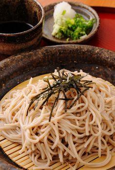 そば、和食/Japanese soba noodles