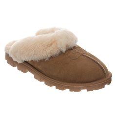 BNWT Older Girls Sz 5 Rivers Doghouse Long Mock Sheepskin Tan Long Slipper Boots