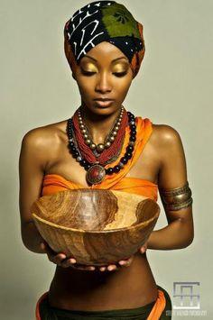 A la source de la beauté africaine