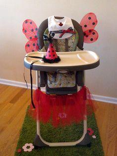 "Photo 1 of Birthday ""Ladybug Birthday"" Baby Girl Birthday, Birthday Bash, First Birthday Parties, Birthday Ideas, Frozen Birthday, Ladybug 1st Birthdays, First Birthdays, Ladybug Party, Bird Party"