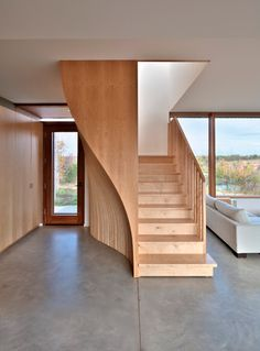 house in frogs hollow | stair ~ william chong architects