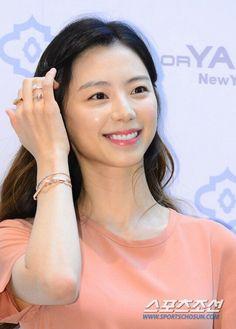 Senyuman Park Soo Jin Park Soo Jin, I Love