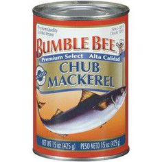Tired of that same old tuna casserole? Just pop open a can of Jack Mackerel instead. It's sure to add a different twist to those old canned tuna recipes. With it's high protein and long shelf life, it