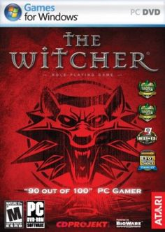 The Witcher by Atari #videogames #gamer #xbox #nintendo #playstation
