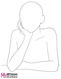 Drawing Body Poses, Human Drawing, Drawing Base, Drawing Reference Poses, Drawing Tips, Body Drawing Tutorial, Eye Tutorial, Sketch Poses, Drawing Templates