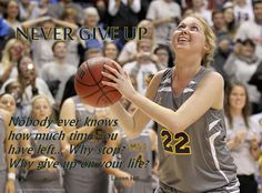 Lauren Hill: Never Give Up