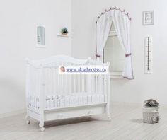 Детская кроватка Гандылян Моника - Белый