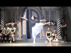 "Pacific Northwest Ballet: Balanchine's ""Coppélia,"" Swanhilda's Act I Variation, Mara Vinson—wish she was still with PNB"
