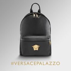 Destination style. Make your Summer escape perfect with a #Versace Men's bag on versusversace.com #VersacePalazzo