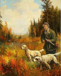 Работы Андрея Петровича Лях. (21 фото)