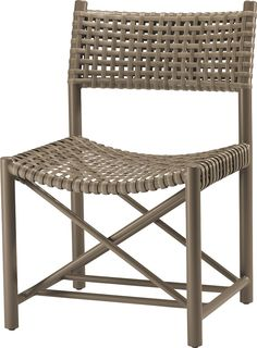 Side Chair by Antalya - Side Chairs, Dining Chairs, Antalya, Seat Cushions, Room Inspiration, Armchair, Indoor, Outdoor Furniture, Open Weave