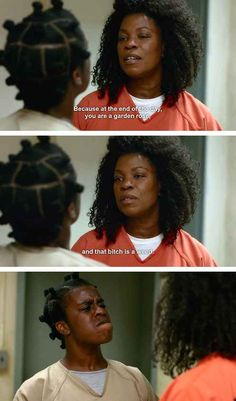 "Vee on being a strong, confident woman: | The 25 Greatest Lines From ""Orange Is The New Black"" Season 2"