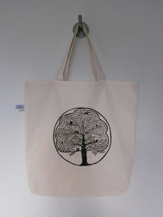 kangaskassi omalla painokuviolla (printed bag)