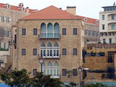 Traditional house in the Beirut central district - House of PM Saad Hariri