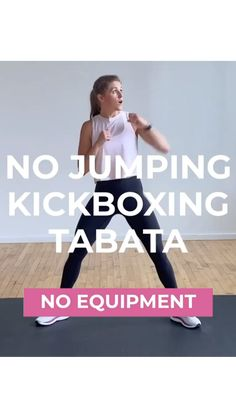 Fitness Workout For Women, Yoga Fitness, Health Fitness, Wellness Fitness, Kickboxing Workout, Tabata Workouts, Hiit, 10 Minute Workout, Sunday Workout