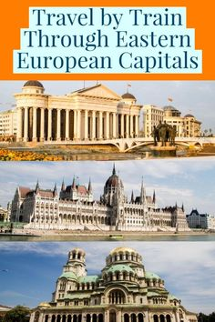 How to build the best Eastern Europe Train Itinerary - Visit great cities, with plenty of wonderful and historical sights and things to do. Click here to start your travel planning. #trip