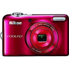 Nikon COOLPIX L32 Digital Camera with 5x Wide-Angle NIKKOR Zoom Lens (Red) (Certified Refurbished) review - http://www.bestseller.ws/blog/camera-and-photo/nikon-coolpix-l32-digital-camera-with-5x-wide-angle-nikkor-zoom-lens-red-certified-refurbished-review/