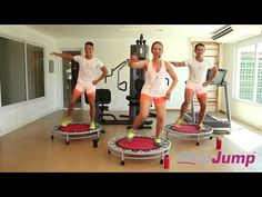 SKIP JUMP MIX 8 - by Tatiana Trévia - YouTube