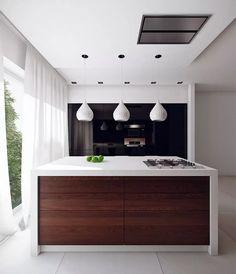 Top cucina grigio chiaro : CUCINA BIANCA CON TOP GRIGIO - MyItalia ...
