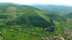 The Bosnian Pyramids of the Sun Bosnia, Sacred Geometry, Reiki, Golf Courses, River, World, Youtube, Outdoor, Amazing