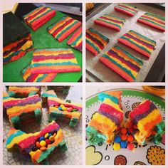 Piñata cinco de mayo cookies  Fidly, but overall not too technical!